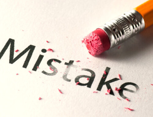 DO NOT MAKE THESE COMMON 4 ASSOCIATED MISTAKES! 2020