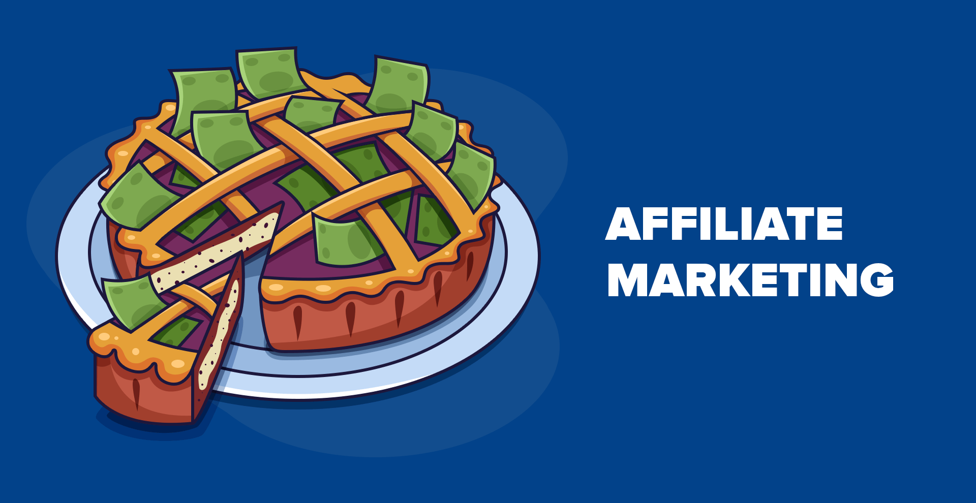 VARIOUS TYPES OF AFFILIATE MARKETING 2020